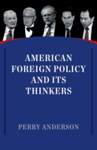 Cover of American Foreign Policy and its Thinkers