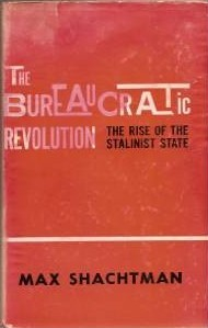 Cover of The Bureaucratic Revolution